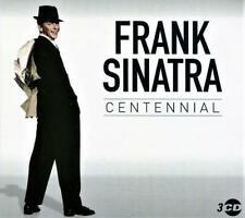 FRANK SINATRA - CENTENNIAL (NEW SEALED 3CD)