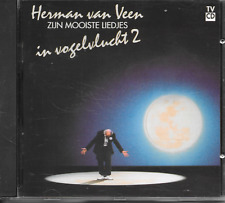 HERMAN VAN VEEN - In vogelvlucht 2 CD Album 17TR (Harlekijn) 1991 Holland