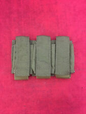 NEW Eagle Industries Triple 40MM Grenade Pouch FSBE Coyote Brown