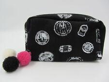 Pom Pom Makeup Cosmetic Bag