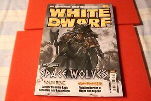 Games Workshop The White Dwarf Issue 358 Warhammer 40k WH40K GW Magazine Wolves