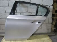 Genuine 2005 BMW E87 120i ,Petrol,2.0L 04-07 LEFT REAR DOOR SHELL Code: 354/7