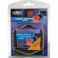 Cokin P Series Starter Kit - Holder, P197 Sunset Filter & 77mm Adapter Ring