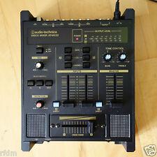 Audio Technica AT-MX 33 Disco Mixer Kleines Mischpult für Studio Bar