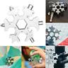 Snowflake Multi Tool Snow Flake 18-1 Steel Shape Flat Cross Household Hand Tool