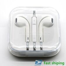New Apple Original Earphone earbud In-Ear with Remote & Mic for iPhone 3.5mm