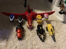 Power Rangers Megaforce Zords Goseiger Mecha Land Brothers