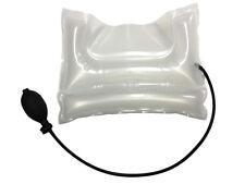 Cuscino lombare auto regolabile con pompetta ad aria