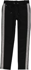 So 18 - Niñas Pantalones Deportivos/Leggings,Negro N82727 V. García T.