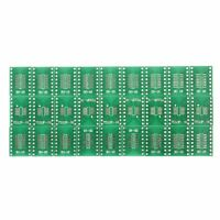 27 pcs SO / SSOP / TSSOP / DIP 16 on DIP16 adapter PCB converter double pages W5