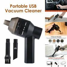 Mini Vacuum Cleaner Portable USB Computer Keyboard Brush Dust Clean Tools Kit
