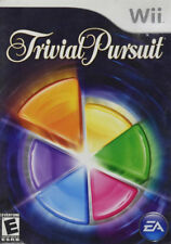 Trivial Pursuit WII New Nintendo Wii
