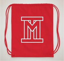 NEW Motivation IM Drawstring Bag (RED)