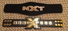NXT Championship Mini Replica Title Belt Brand New with bag WWE 1 foot long