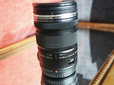 Olympus M.Zuiko 12-50mm f/3.5-6.3 Aspherical AF ED Lens For Four Thirds (Black)