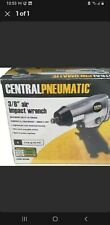 Central Pneumatic 38 Air Impact Wrenchmax Torque 250 Ft Lbs90 Psi Required