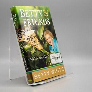 Betty & Friends   Betty White   SIGNED   1st Ed/1st Print   Putnam   2011