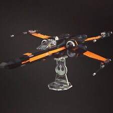 Display stand for LEGO Star Wars: Poe's X-Wing Fighter (75102)