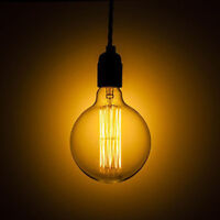 Bulk Retro Vintage Antique Retro Style Light Edison Lamp Bulb Lightbulbs Non LED
