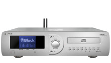 Audio Block CVR 100+ MKII Silber - Stereo Receiver, Internetradio, CD