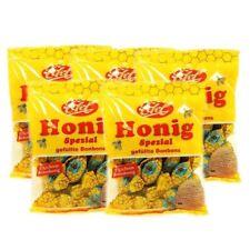 (1,79 EUR/100 g) 5x 100g Honig Spezial Bonbons Honigbonbons