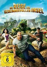 Die Reise zur geheimnisvollen Insel von Brad Peyton | DVD | Zustand gut