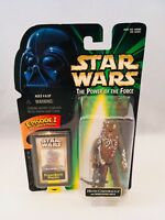 Star Wars The Power of the Force Hoth Chewbacca Action Figure
