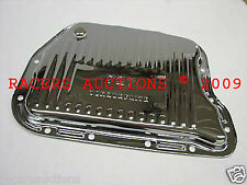 MOPAR Dodge Chrysler Plymouth 727 Torqueflite Transmission Pan OE Chrome Style