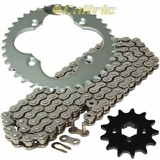 Drive Chain & Sprockets Kit Fits HONDA ATC250R 1986 / TRX250R 1986 1987