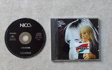 "CD AUDIO MUSIQUE INT/ NICO ""CHELSEA GIRL"" CD ALBUM 10T 1994 POLYDOR 835 209-2"