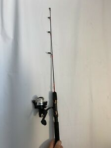 Used Ice Fishing Rod Combo 2'6""