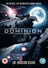 Dominion with Slip Case   (DVD)   New & Sealed   Aliens