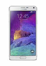 Samsung Galaxy Note 4 SM-N910F - 32GB - White (Unlocked) Smartphone