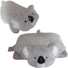"Small KOALA PET PILLOW 11"" ""Plush & Plush"" Brand, my Plush Cozy Friendly Toy!"