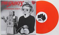 SAINTS-International robots LP ORANGE WAX Radio Birdman HITMEN Australia Punk