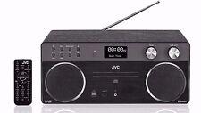 JVC RD-D90 Wireless All in One Hi-Fi System Bluetooth CD Player DAB/FM Radio