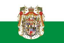 Fahne Flagge Herzogtum Sachsen-Meiningen 100 x 150 cm Bootsflagge Premium