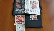 NEO GEO AES ART OF FIGHTING 3 SNK NEOGEO + BOX + REG CARD!!