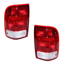 Tail Light Assemblies - Driver & Passenger Side - Fits 2000 Ford Ranger