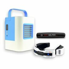 Bite Helper+Moai G2T N1+Air Purifier Limited Cool Blue Summer Edition Bundle DHL
