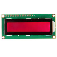 Red backlight LCD 1602 16x2 Characters LCD display module for Arduino