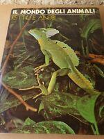 Libro Il mondo degli animali - Rettili e anfibi