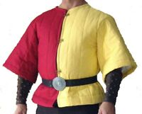 new gift thick padded Medieval gambeson in standard sizes jacket armour