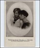 ~1910 Adel Monarchie Prinz Alexander Ferdinand Prinzessin August Wilhelm Preußen