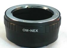 Olympus OM Lens to Sony E Mount Adapter for NEX NEX-5R NEX-6 NEX-7 OM-NEX
