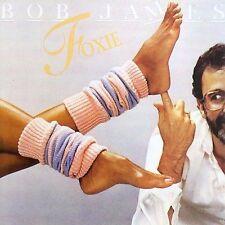 "BOB JAMES ""Foxie"" import CD from Japan Tappan Zee Records Sony"