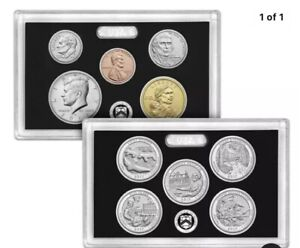 2017-S US Mint 225th Anniversary Enhanced Uncirculated Coin Sets
