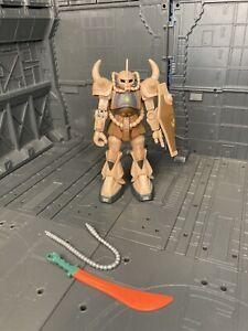 "Bandai Mobile Suit Gundam Desert Gouf 4"" Action Figure Msia"