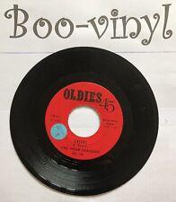 "The 4 seasons - sherry / I've cried before original 7"" record '62 single Ex"