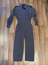 Vintage Escada by Margaretha Lev Jumpsuit Size 36 Made In W Germany